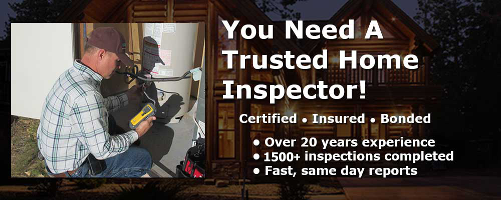 Certified, Insured, and Bonded. Hire a professional home inspector in Prescott