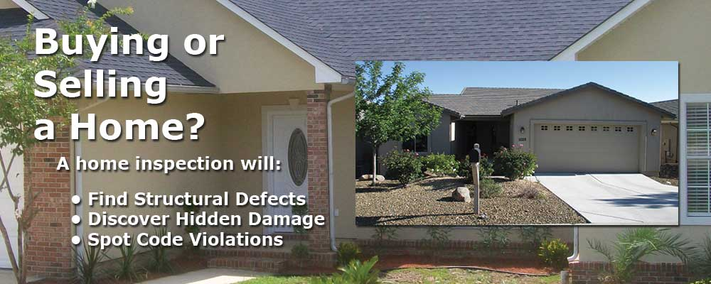 Buying or selling a home? You should get a home inspection!